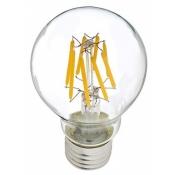 لامپ LED فیلامنتی افراتاب مدل AFRA-A60F-4W