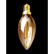 لامپ LED فیلامنتی 4 وات شمعی مدل BLCL04C35