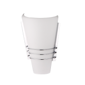 چراغ دیواری بدون لامپ مدل DHS-5001