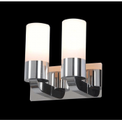 چراغ دیواری – دکوراتیو دو حباب 30 سانت مدل MJ699002
