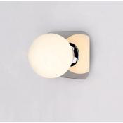 چراغ دیواری – دکوراتیو هالوژن 28 وات تک حباب مدل MJ930001