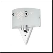چراغ دیواری بدون لامپ مدل DHS-21002E