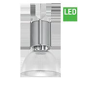 چراغ آویز مازی نور مدل ایلیت با رفلکتور آلومینیومی – پلی کربنات