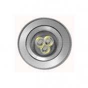 چراغ هالوژن LED توکار 3 وات مدل FEC-L519