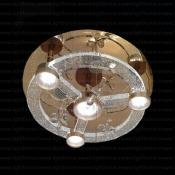 چراغ سقفی ال ای دی 87 وات مدل RA-GR10