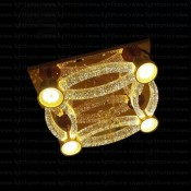 چراغ سقفی ال ای دی 101 وات مدل RA-GR12