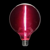 لامپ ادیسونی ال ای دی 8 وات مدل XLARGE GLOBE خاکستری تیره