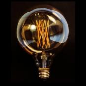 لامپ ادیسونی LED فیلامنتی 8 وات مدل XLARGE GLOBE