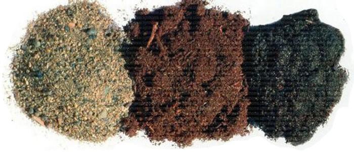 انواع خاک در حفر چاه ارت