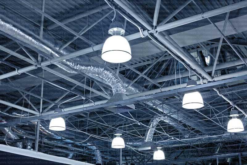 چراغ صنعتی و کارگاهی - چراغ های صنعتی و کارگاهی - چراغ کارگاهی و صنعتی