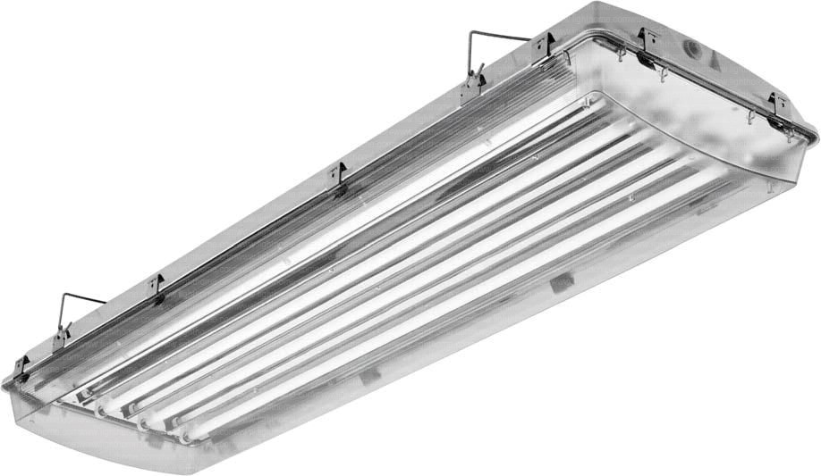 چراغ فلورسنتی صنعتی و کارگاهی - چراغ فلورسنت کارگاهی و صنعتی - چراغ های صنعتی و کارگاهی