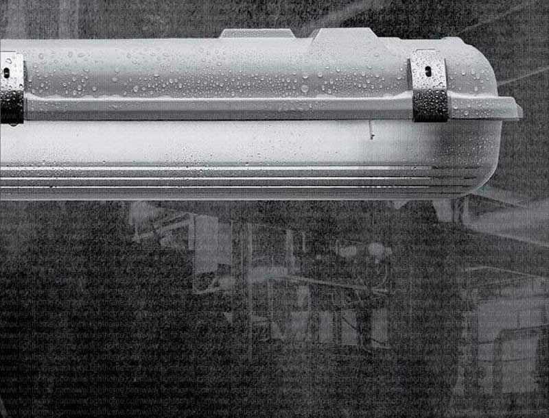 چراغ کارگاهی ضدغبار - چراغ صنعتی ضد گردوغبار