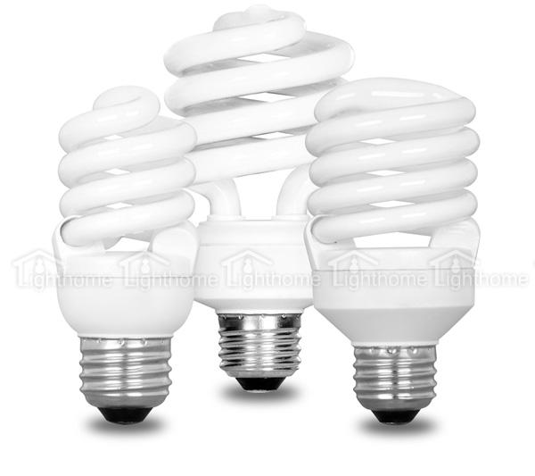 لامپ های کم مصرف