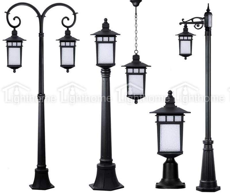 چراغ های حیاطی و پارکی