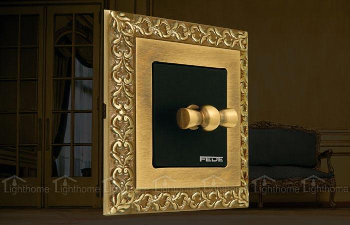 کلید و پریز فده مدل سن سباستین