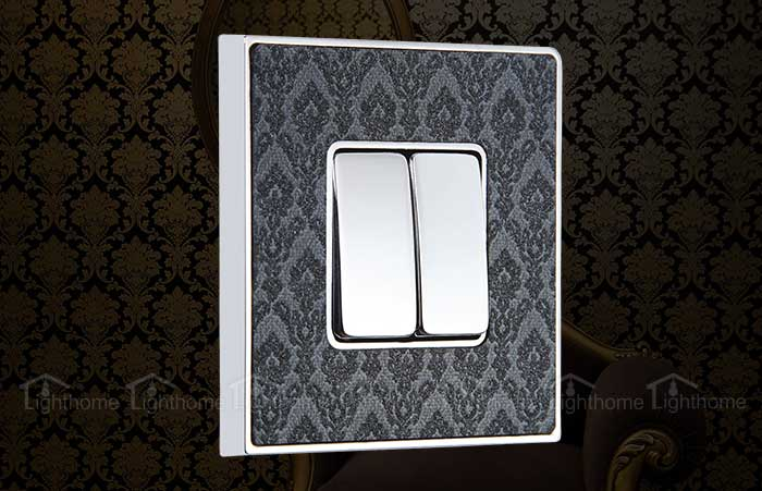 کلید و پریز فده سری وینتیج مدل فرشینه