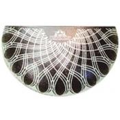 چراغ دیواری مدل شمیم - شیشه ای