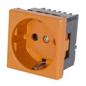 پریز برق 45 × 45 نارنجی سوپیتا