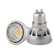 لامپ هالوژن COB نمانور 3 وات با پایه GU10