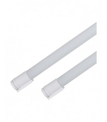 لامپ ال ای دی فلورسنتی شیشه ای T8 نمانور 9 وات
