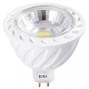 لامپ هالوژن COB بروکس 7 وات سرپیچ سوزنی