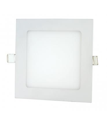 چراغ پنلی SMD توکار مربع 20 وات نمانور