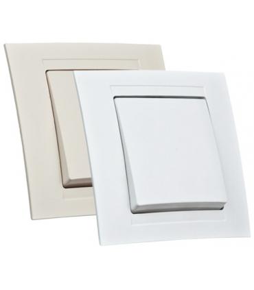 کلید و پریز مدرنا Moderna - سفید و کرم