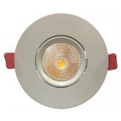 چراغ COB توکار 7 وات نمانور (با درایور داخلی)