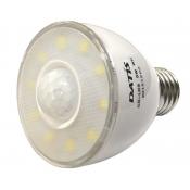 لامپ LED سنسوردار 5 وات سرپیچی داتیس