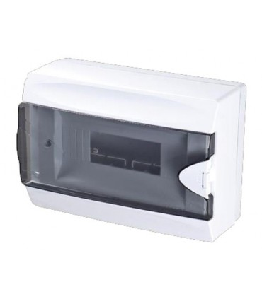 جعبه مینیاتوری( قاب مینیاتوری ) 9 فیوزه روکار ویسیج