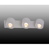 چراغ دیواری – دکوراتیو سه لامپ 24 وات مدل MJS24W
