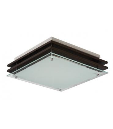 چراغ سقفی کاریکسی 40×40 سانتیمتر مدل دیپلمات مربعی
