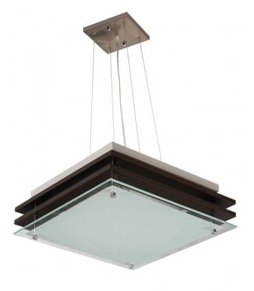 چراغ سقفی کاریکسی 50×50 سانتیمتر مدل دیپلمات مربعی