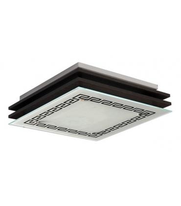 چراغ سقفی کاریکسی 60×60 مدل کلاسیک مربعی