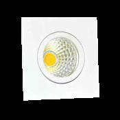 چراغ COB توکار دکوراتیو 3 وات مدل FEC-COB-311-SQ