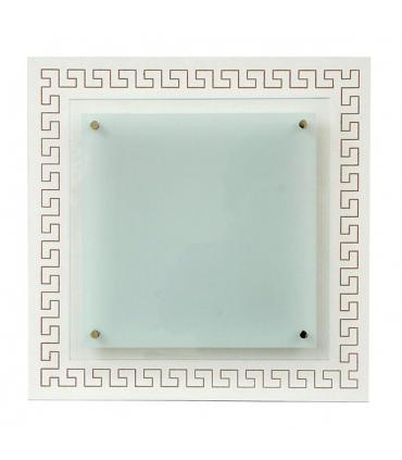 چراغ سقفی کاریکسی 60×60 مدل میلانو مربعی