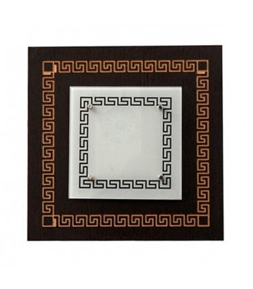 چراغ سقفی کاریکسی 50×50 مدل ورساچ مربعی