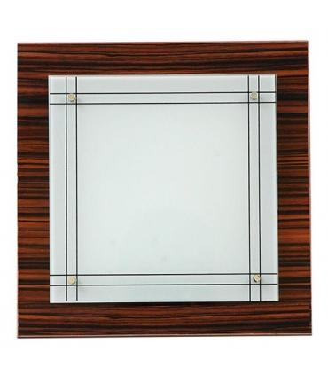 چراغ سقفی 40×40 کاریکسی مدل دیاموند هایگلاس