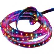 ریسه اس ام دی (SMD) شلنگی RGB