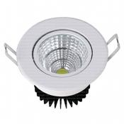 چراغ COB LED افراتاب سری سولو مدل AF-CD-6W