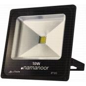 پروژکتور LED نمانور - مدل FTG01 - با توان 10W - سفید و آفتابی