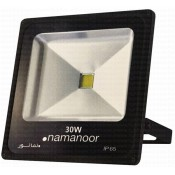 پروژکتور LED نمانور - مدل FTG01 - با توان 30W - سفید و آفتابی