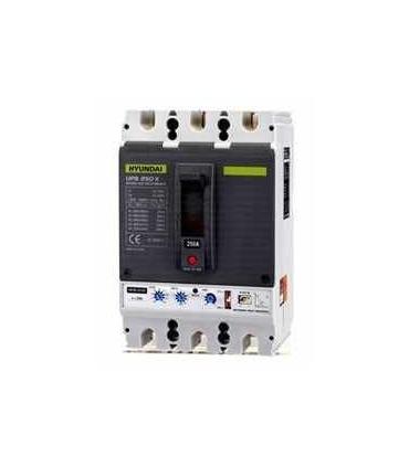 کلید اتوماتیک کمپکت هیوندای نوع قابل تنظیم و 3پل