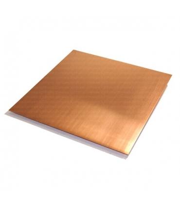 صفحه مسی ارت 60×60 با ضخامت 5 میلیمتر