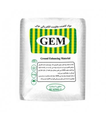 مواد کاهنده مقاومت زمین GEM