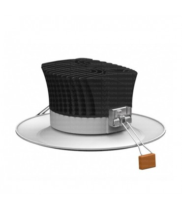چراغ سقفی COB توکار 12 وات AEG مدل AG-D12