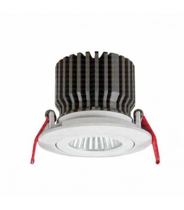 چراغ سقفی توکار COB مدل SH-553-12Wشعاع
