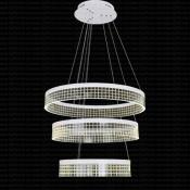 چراغ آویز ال ای دی سه حلقه مدل RA-AG05