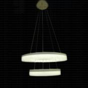 چراغ آویز ال ای دی دو حلقه مدل RA-AG09