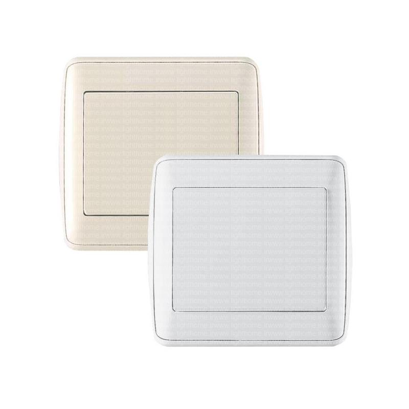 کلید و پریز ایفاپل سری SIRIUS 70 مدل AMBIENT سفید و کرم